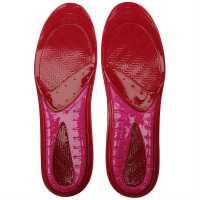 Sale Slazenger Perforated Gel Insoles Juniors Pink Стелки за обувки