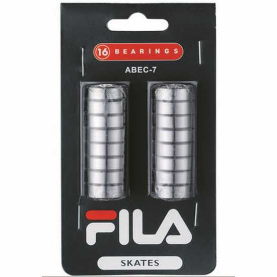 Fila Abec7 Bearings 73 Silver Скейтборд