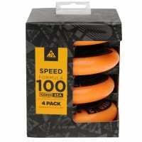 K2 Skate Wheels 4 Pack 100MM/85A Скейтборд