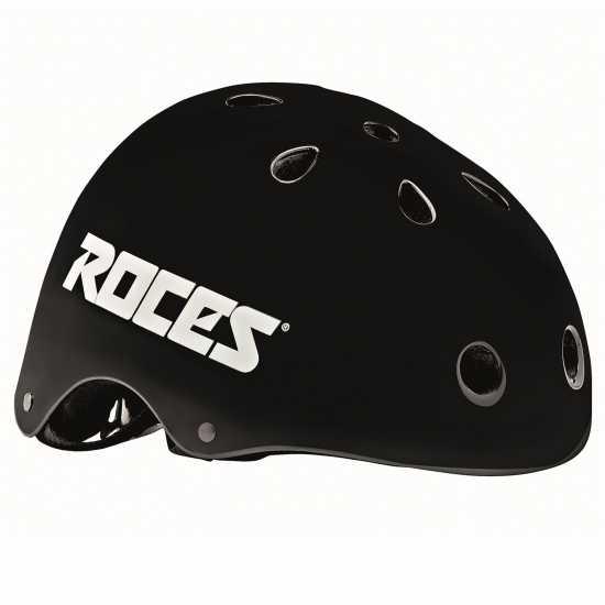 Roces Skate Helmet Jnr00 Black Скейт аксесоари