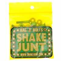 Shake Junt Junt Bag Of Bolts GrnYellow Inbus Скейтборд