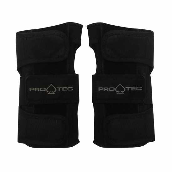 Protec Protec Street Wrist Guard Juniors Black Скейт аксесоари