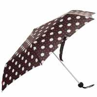 Usc Lulu Guinness Lulu Dotlip Minilite Ld94  Чадъри за дъжд
