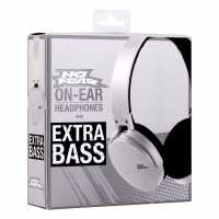 No Fear Core Headphones White Слушалки