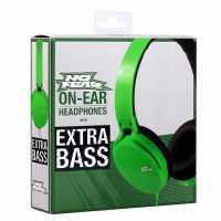 No Fear Core Headphones Green Слушалки