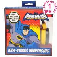 Character Kids Stereo Headphones Batman Слушалки