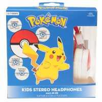Character Kids Stereo Headphones Pokeball Слушалки