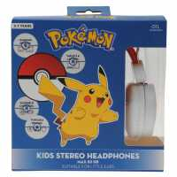 Character Kids Headphones Pokeball Слушалки