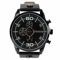 Crafted Essentials Ovs Watch Sn02 Black Часовници