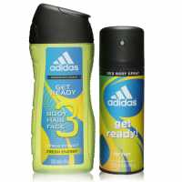 Adidas Get Ready Duo Wash Set BS150+SG250 Подаръци и играчки