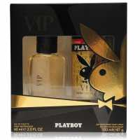 Playboy Vip 60Ml Eau De Toilette Set Mens VIP Подаръци и играчки