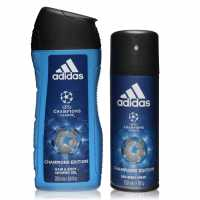 Adidas Uefa Champions League 2Pc Bath Set BS150+SG250 Подаръци и играчки