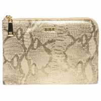 Biba Mini Pouch Purse Gold Дамски чанти