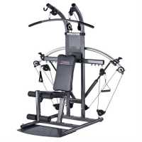 Finnlo Bio Force Multi Gym Black Лежанки и домашен фитнес