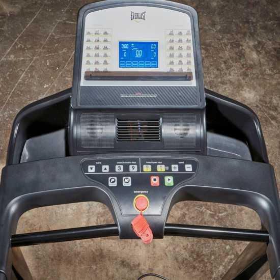 Everlast T4.0 Treadmill Black Бягащи пътеки