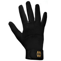 Unknown Long Mesh Sports Gloves Black Ръкавици шапки и шалове