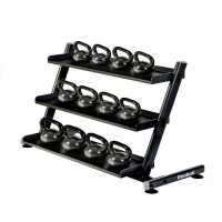 Reebok Kettlebell Rack RSRK-6KB Тежести и дъмбели