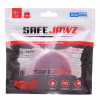 Safejawz Jawz Mouth Guard Red Хокей