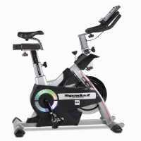 Bh Fitness I.spada Dual 2 Exercise Bike Black Велосипеди