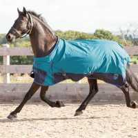 Requisite Classic 600 Standard Medium Lite Turnout Mosaic/Costal Попони за коне
