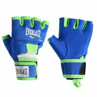Everlast Hand Grips Blue/Green Аеробика