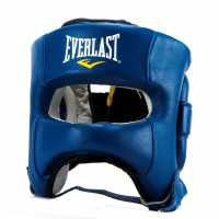 Everlast Elite Head Gaurd Mens Blue Боксови протектори за глава
