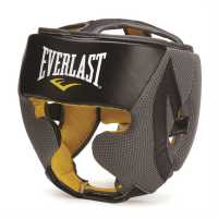 Everlast Evercool Head Guard Black Боксови протектори за глава