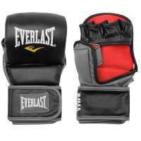 Everlast Strike Training Gloves Black Боксови ръкавици