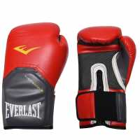 Everlast Elite Training Gloves Red Боксови ръкавици