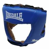 Lonsdale Challenger Head Guard Blue Боксови протектори за глава