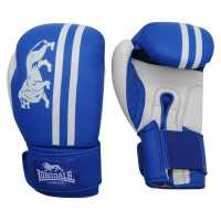 Lonsdale Club Sparring Gloves Blue/White Боксови ръкавици
