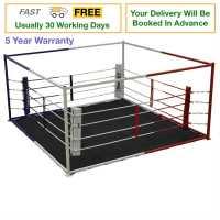 Lonsdale 12Ft Floor Ring  Боксови рингове