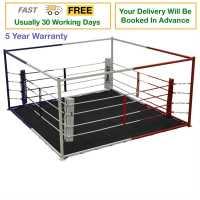 Lonsdale 16Ft Floor Ring - Боксови рингове