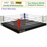 Lonsdale Deluxe 14Ft Training Ring - Боксови рингове