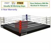 Lonsdale Deluxe 18Ft Training Ring - Боксови рингове