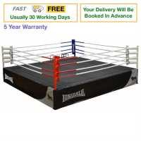Lonsdale Deluxe 16Ft Competition Ring - Боксови рингове