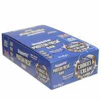 Superfit Protein Bars Cookie&Cream Спортни хранителни добавки