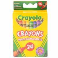 Fast Crayola Crayons 24 Pack  Подаръци и играчки