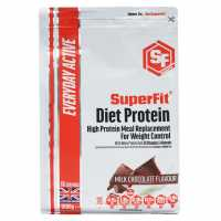 Superfit Diet Protein Powder Chocolate Спортни хранителни добавки