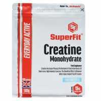 Superfit Creatine Monohydrate Powder Natural Спортни хранителни добавки