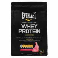 Everlast Whey Protein Strawberry Боксов фитнес и хронометри
