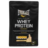 Everlast Whey Protein Vanilla Боксов фитнес и хронометри