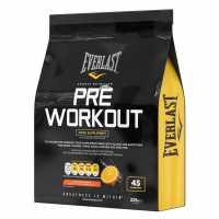 Everlast Pre Workout Orange Боксов фитнес и хронометри