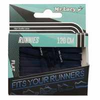 Mr Lacy Runnies Flat Navy Стелки за обувки