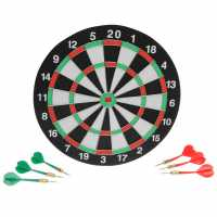 Dunlop 12 Inch Mini Dartboard - Дартс