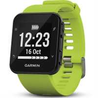 Garmin Forerunner 35 Gps Watch Lime/Black Къмпинг аксесоари