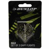 Dunlop Max Flights 3 Pack Standard Перца