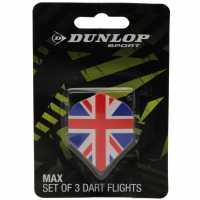 Dunlop Max Flights 3 Pack Standard Plus Перца