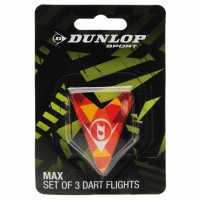 Dunlop Max Flights 3 Pack Flying D Перца