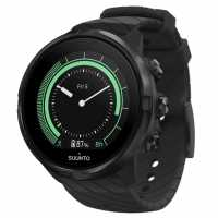 Suunto 9 Gps Watch Black Часовници
